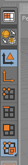 Panel základních nástrojů