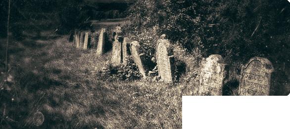 Úprava fotografií (2/3) - Temný hřbitov