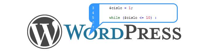 Základy WordPressu – PHP v šablonách